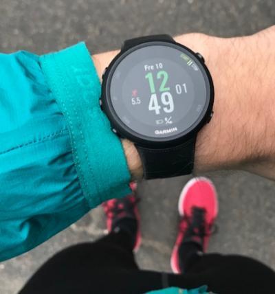 REVIEW: Garmin Forerunner 45 – Best budget GPS-running watch