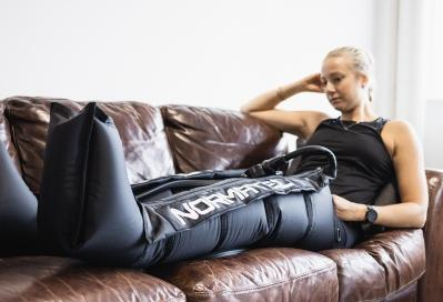 TEST: Normatec Hyperice Recovery Boots - Optimal recovery