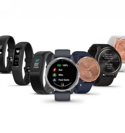 Best Garmin fitness trackers 2021   Compare the watches in the VIVO series here