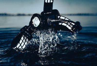 Test: Ledlenser H7R Signature - How waterproof is it?