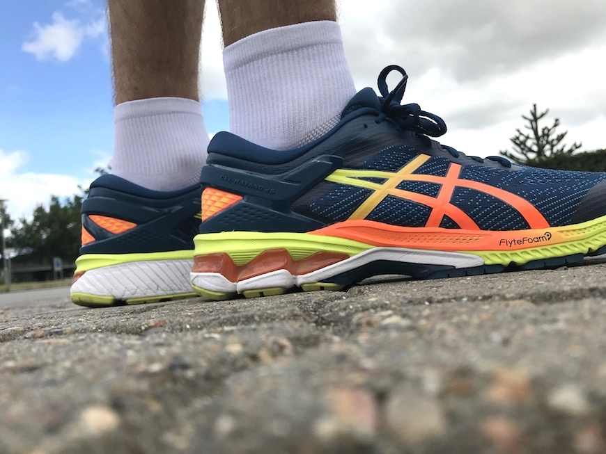 A Detailed Look at the ASICS GEL KAYANO 24 NYC Marathon Edition