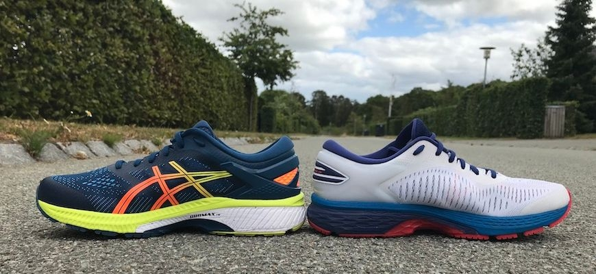 REVIEW: Asics GEL-Kayano 26 vs. Kayano 25
