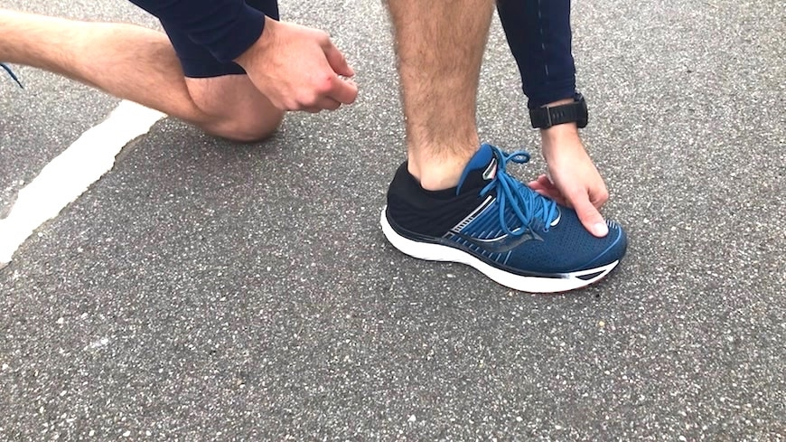 TEST: Saucony Triumph 17 - Running shoe