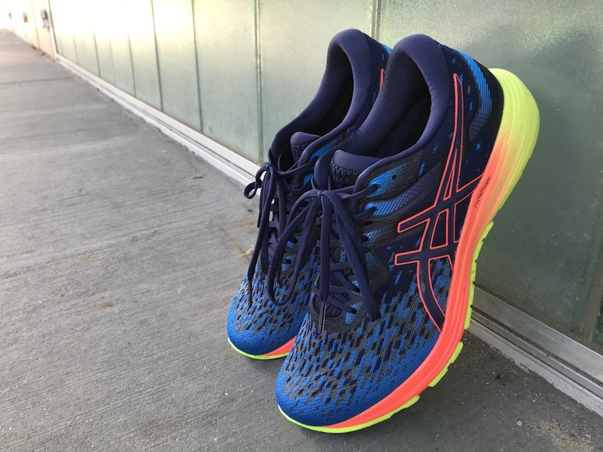 Asics Dynaflyte 4 REVIEW Fast running shoe Read here!
