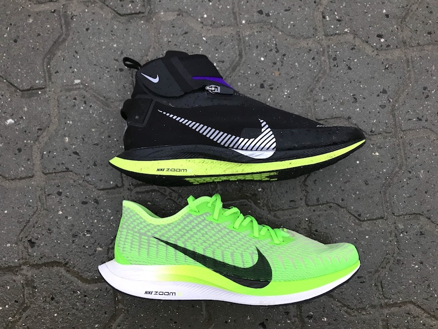 nike air zoom pegasus turbo shield