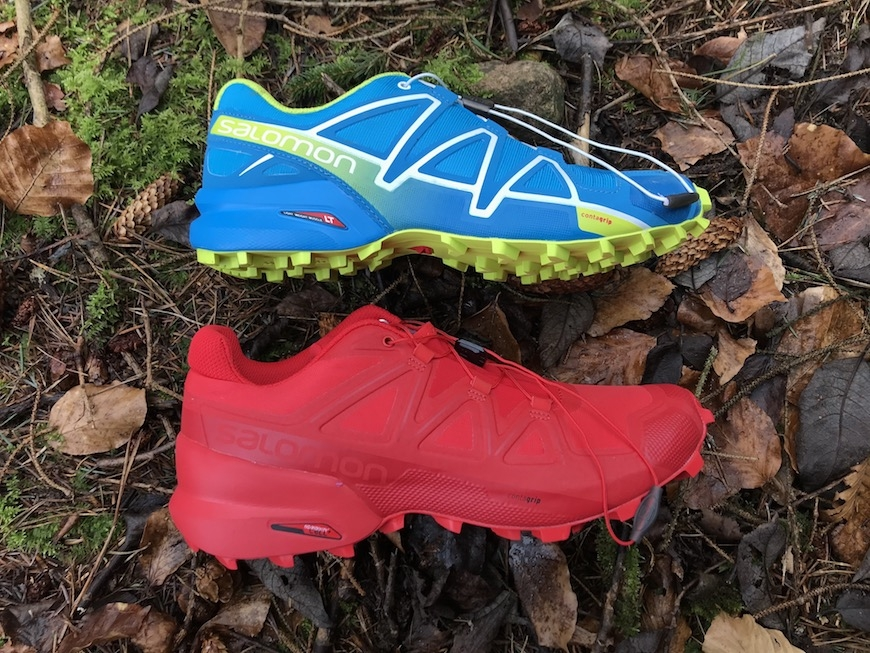 salomon speedcross 5 vs. speedcross 4 review