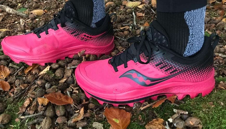 Saucony Womens Peregrine 10 Running Shoe
