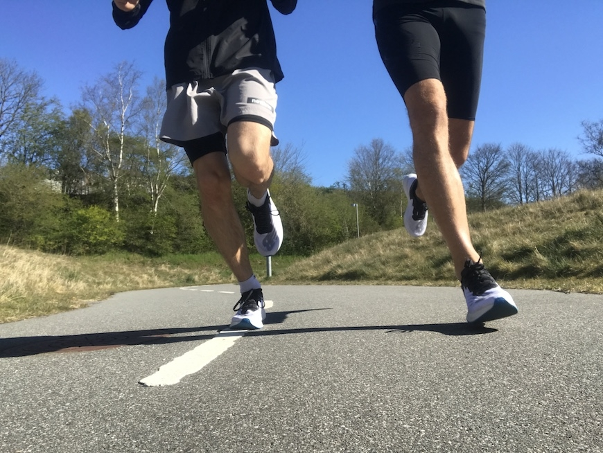 new balance fuelcell tc carbon racer test