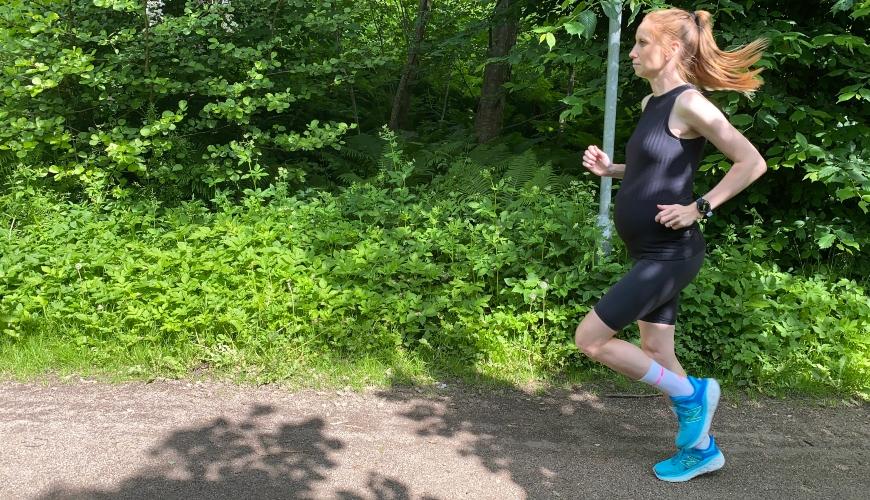 Laufen während der Schwangerschaft