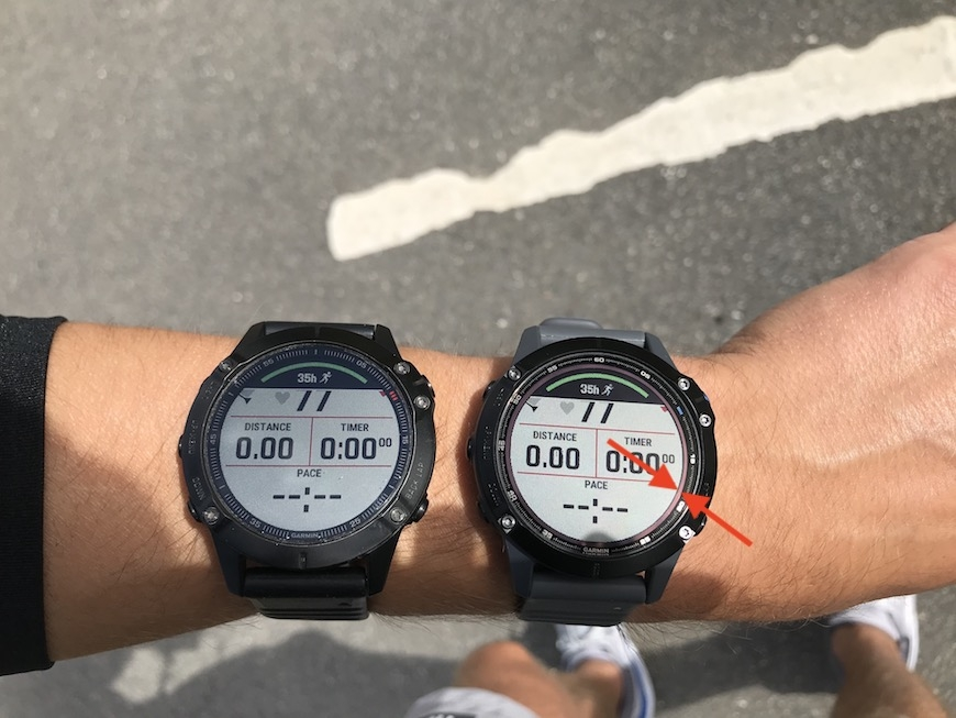 garmin fenix 6 pro solar power glass