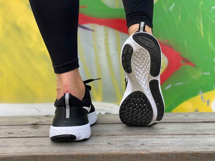 Test | Nike React Miler | Read the review here!